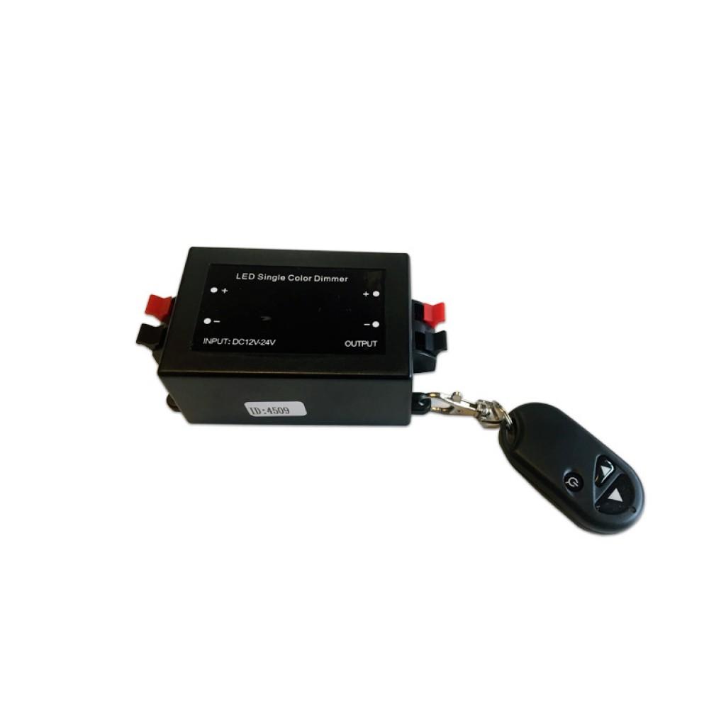 Regulador intensidad led para tiras de led for Regulador para led