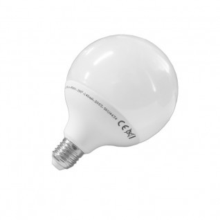 Bombilla led globo 18W E27 G120