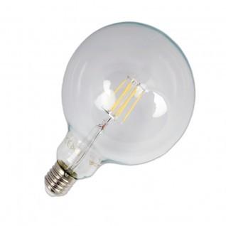 Bombilla de globo filamento led 6W E27