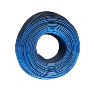 Cable libre de halógenos 1.5 mm azul