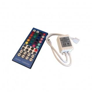 Controlador RGB-blanco frío para tiras led