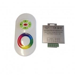 Controlador táctil para tiras led RGB