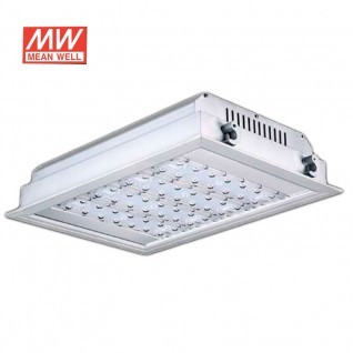 Led empotrable 160W driver MEANWELL alta eficiencia