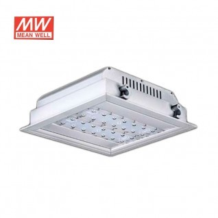 Led empotrable  80W driver MEANWELL alta eficiencia