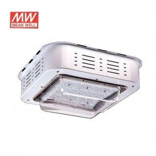 Led para gasolineras 100W driver MEANWELL alta eficiencia