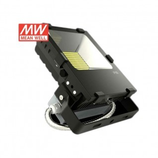 Proyector led 135W driver MEANWELL alta eficiencia