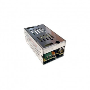 Transformador metálico 15W 12V 1.2A