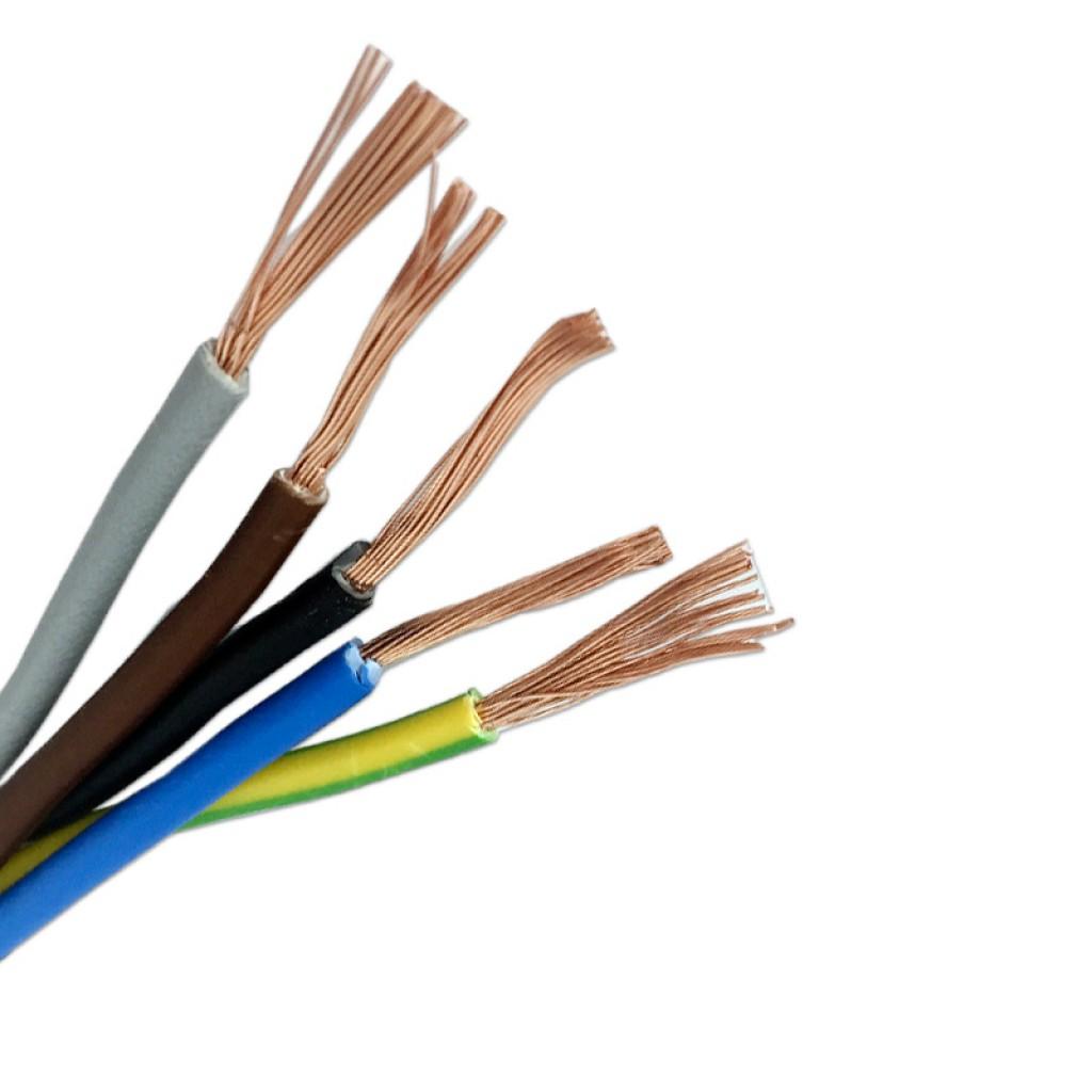 Cable el ctrico 1 5 mm disponible en varios colores - Cable electrico para exterior ...