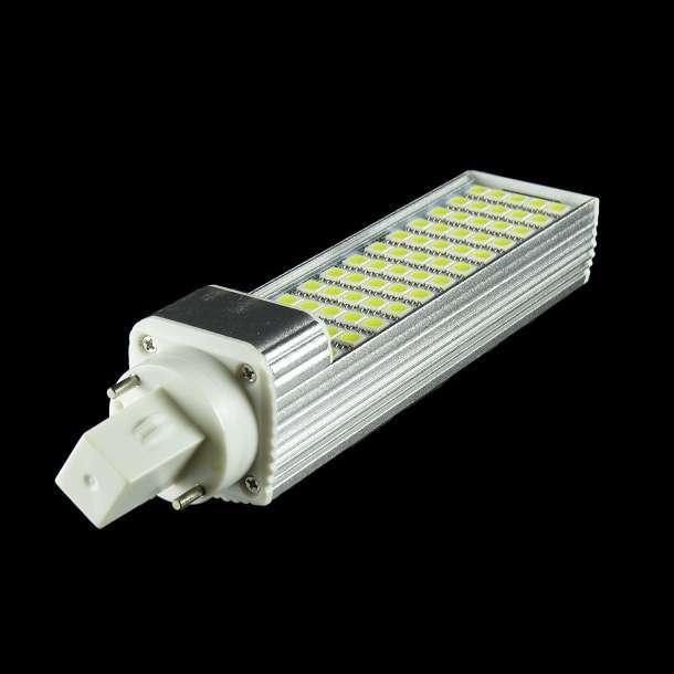 Bombilla led 12w g24 luz blanca l mpara de 1000 l menes for Bombilla led g24 2 pin