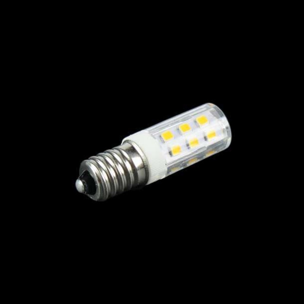 Bombilla led 3w e14 smd luz blanca o c lida 160 l menes for Luz blanca o calida